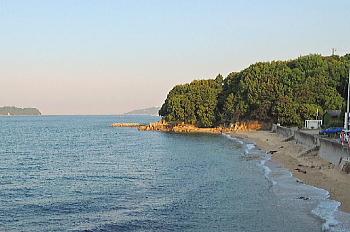 竹居海水浴場