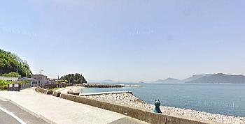 【小豆島】小瀬海水浴場