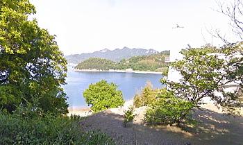 【小豆島】田浦岬パークビーチ