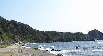 長浜海岸 神津島