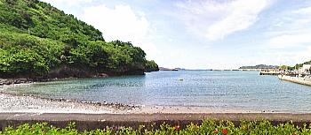 前浜 母島