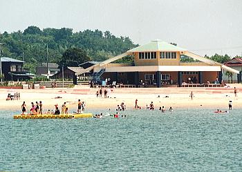 大浦海水浴場