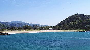 弁天浜海水浴場