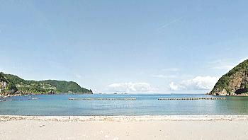 切浜海水浴場