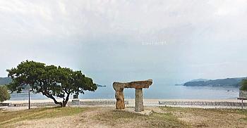 【小豆島】オリーブビーチ