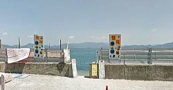 笹尾海水浴場