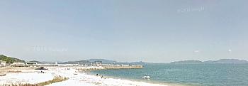 鎌野海水浴場