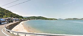 江の浜海水浴場