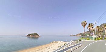 【小豆島】シルバービーチ