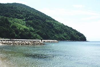 【小豆島】瀬戸海水浴場