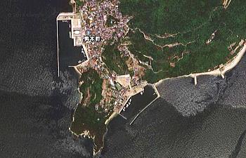【男木島】男木海水浴場