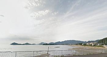 父母ヶ浜海水浴場