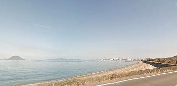 海岸寺海水浴場