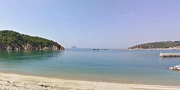 【直島】内ヶ浜海水浴場
