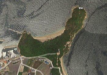 【豊島】とち浜海水浴場