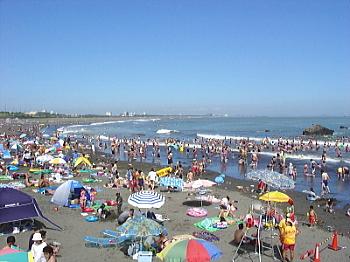 大磯海水浴場