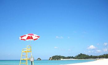 オクマビーチ