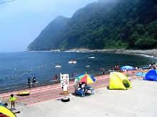 井田海水浴場
