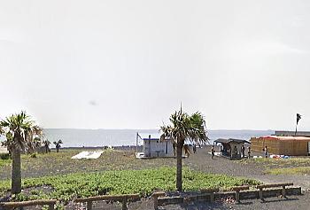 弘法浜海水浴場 大島