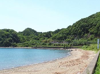 湯川海水浴場