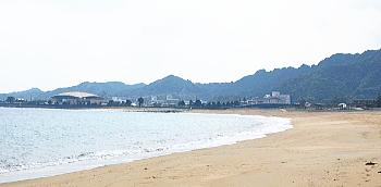 那智海水浴場(ブルービーチ那智)